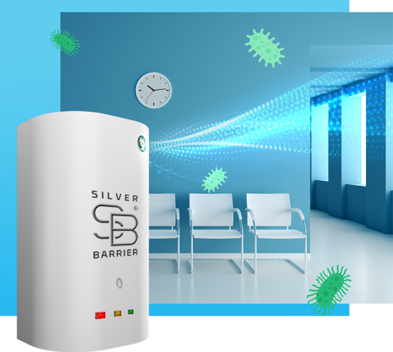 silver barrier